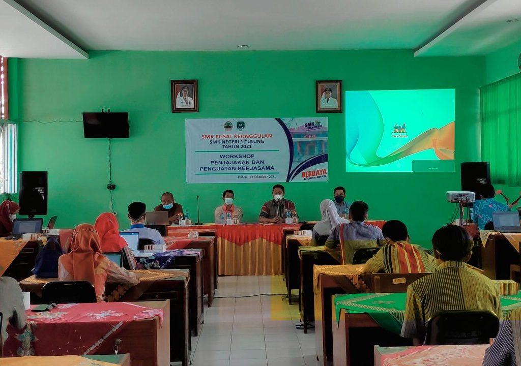 Workshop Penjajakan dan Penguatan Kerjasama Sekolah dan DUDIKA
